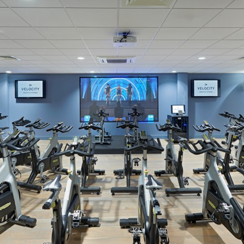 Gym in Edinburgh with Fitness Classes & Swimming Pool