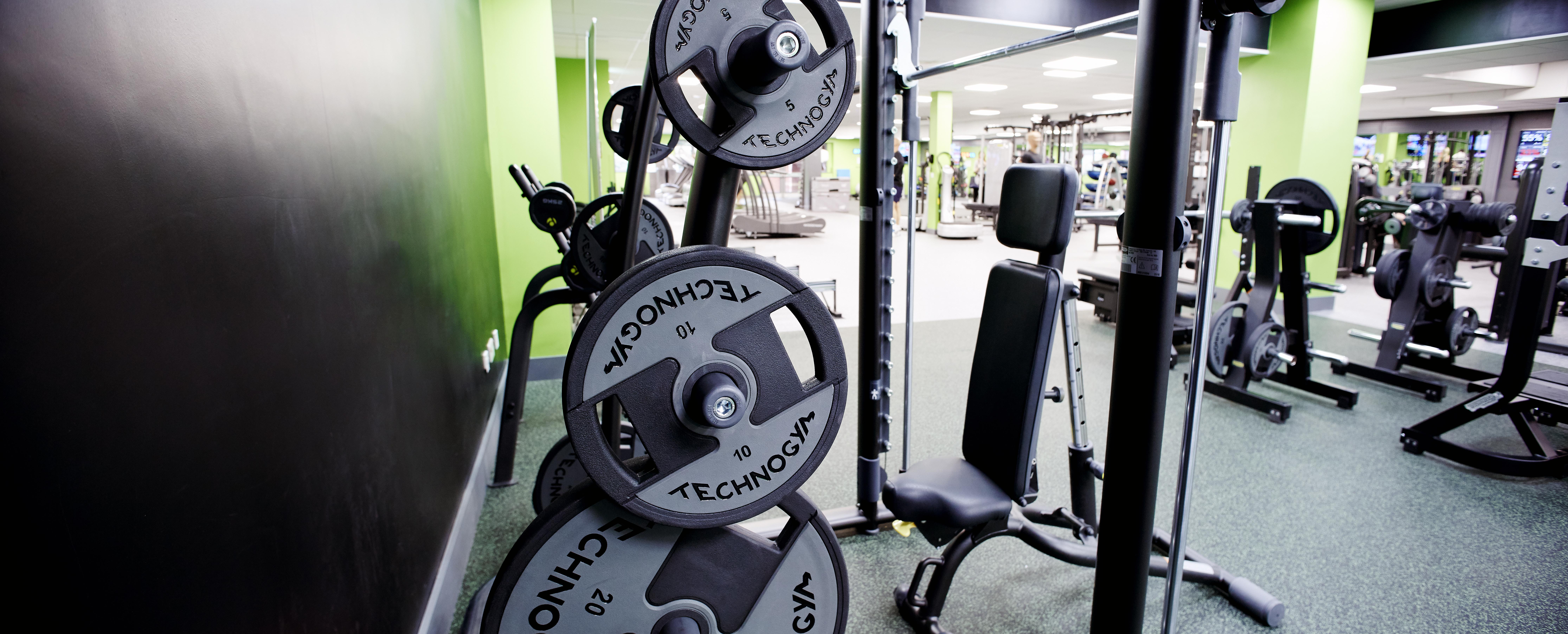 Gym in St David's, Chester with Fitness Classes & Pool