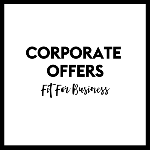 Corporate Gym Offers